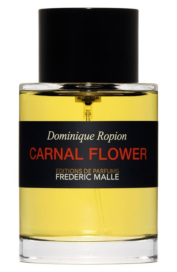 Main Image - Editions de Parfums Frédéric Malle Carnal Flower Parfum Spray