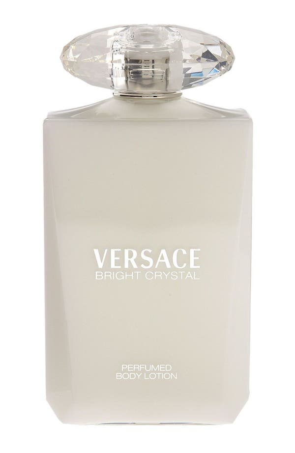 Main Image - Versace 'Bright Crystal' Body Lotion