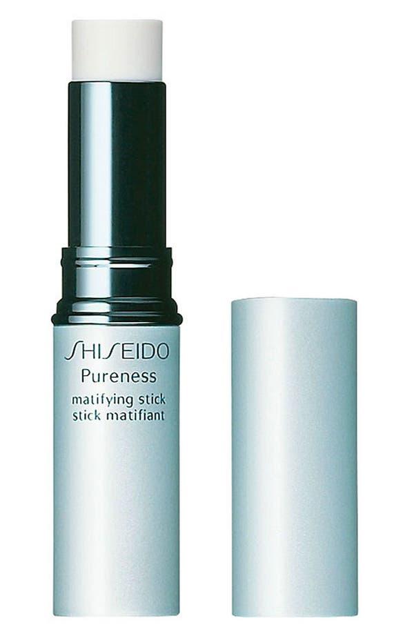 Alternate Image 1 Selected - Shiseido 'Pureness' Matifying Stick