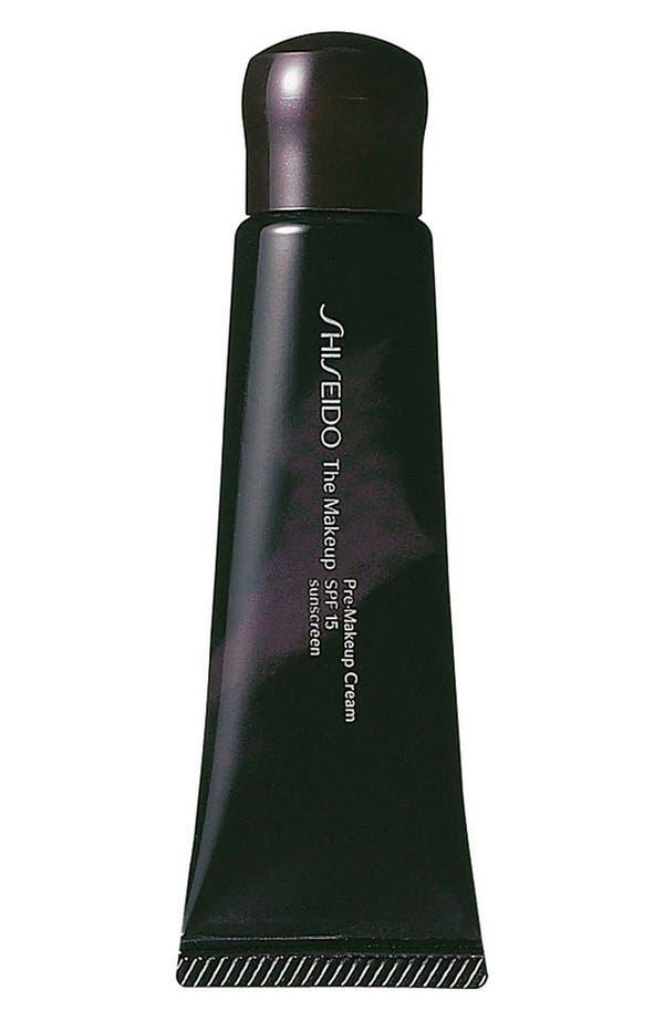 Alternate Image 1 Selected - Shiseido 'The Makeup' Pre-Makeup Cream SPF 15