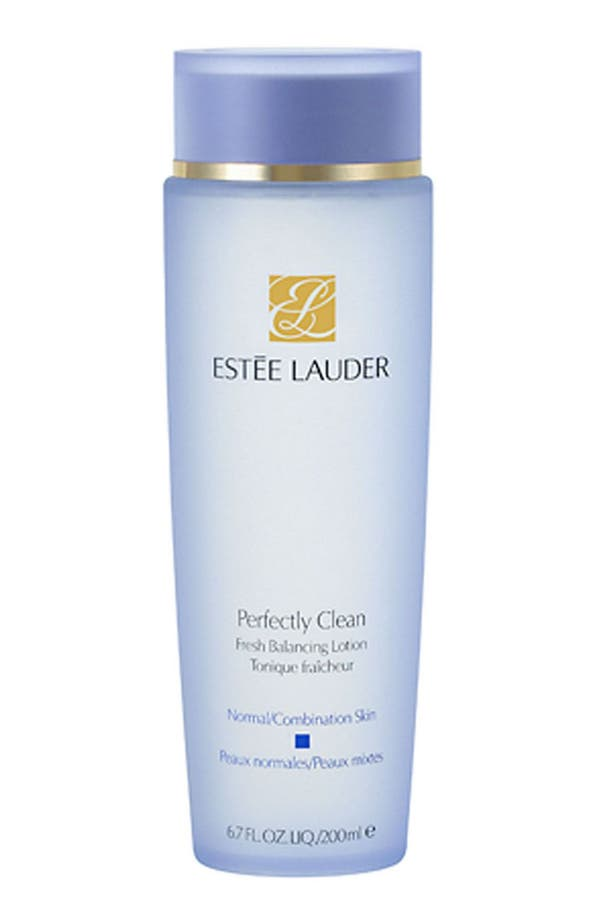 Main Image - Estée Lauder Perfectly Clean Fresh Balancing Lotion