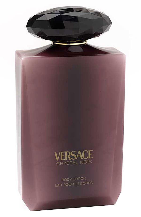 Main Image - Versace 'Crystal Noir' Body Lotion