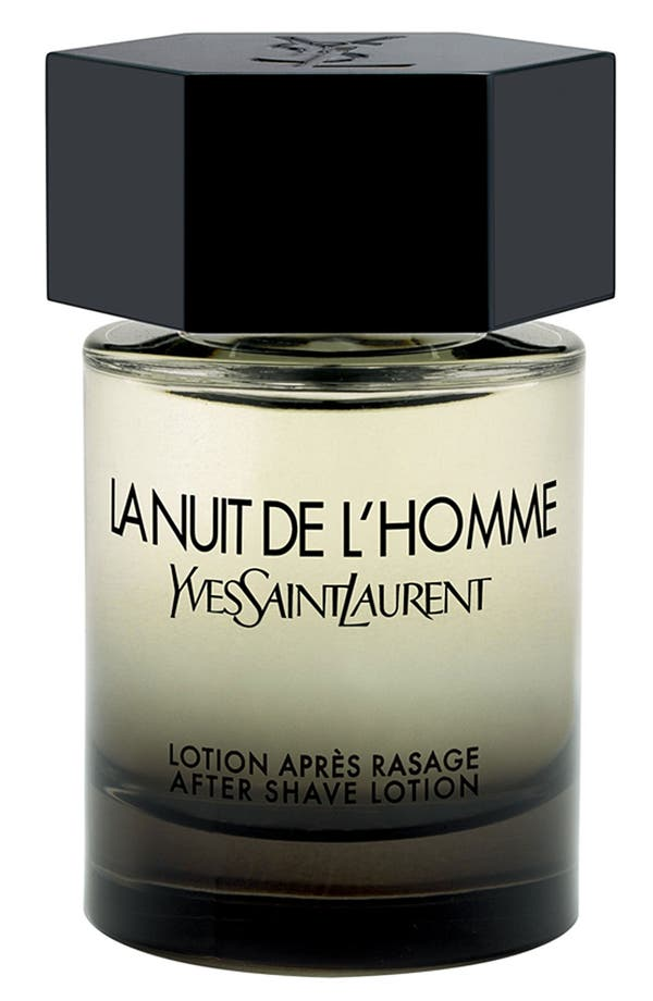 Alternate Image 1 Selected - Yves Saint Laurent 'La Nuit de L'Homme' After Shave Lotion