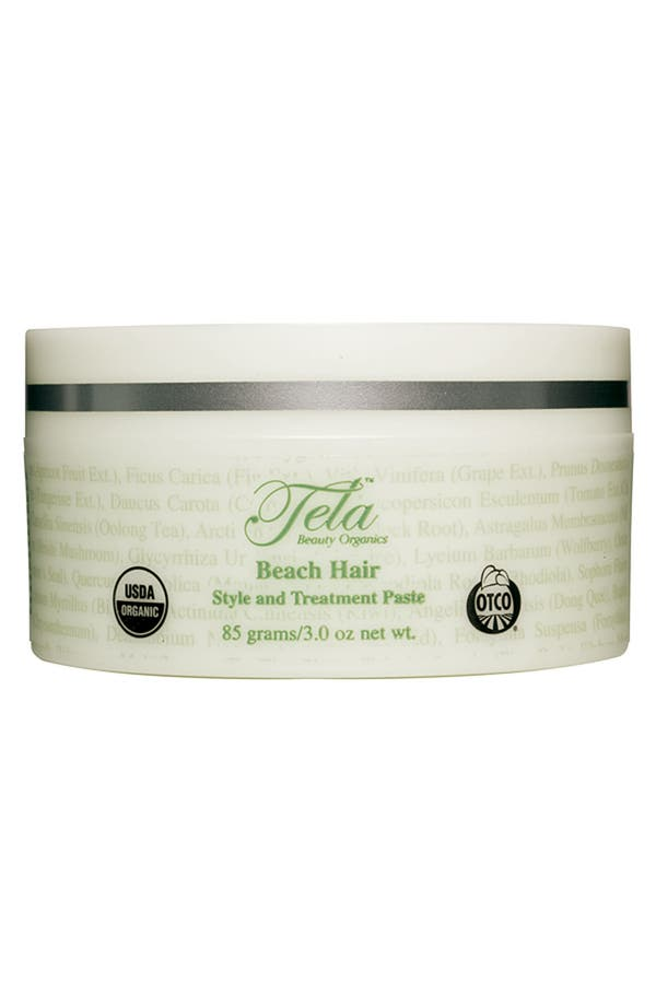 Main Image - Tela Beauty Organics 'Beach Hair' Style and Treatment Paste