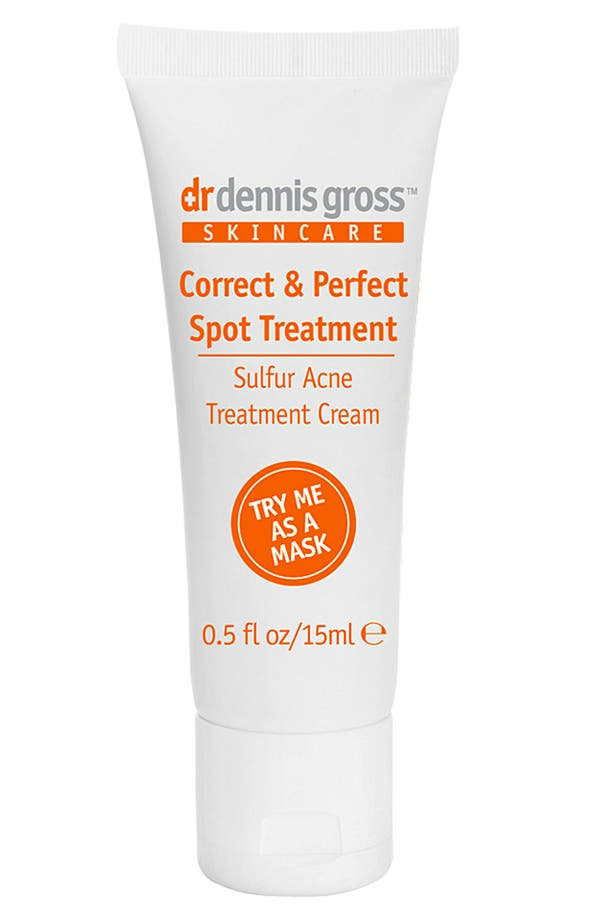 Alternate Image 1 Selected - Dr. Dennis Gross Skincare Correct & Perfect Spot Treatment