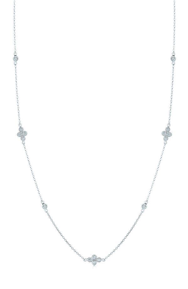 Main Image - Kwiat 'Diamond Strings' Station Necklace