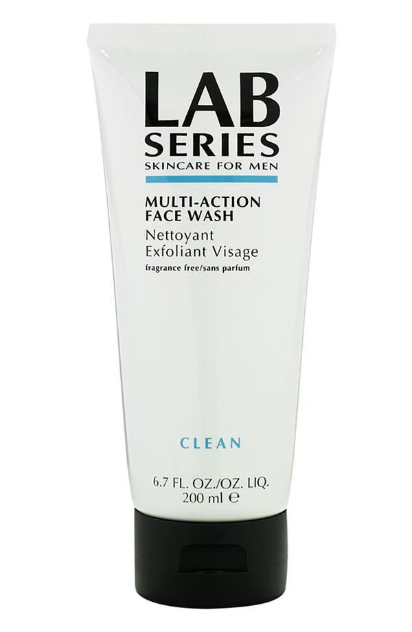 Alternate Image 1 Selected - Lab Series Skincare for Men Multi-Action Face Wash ($36 Value)