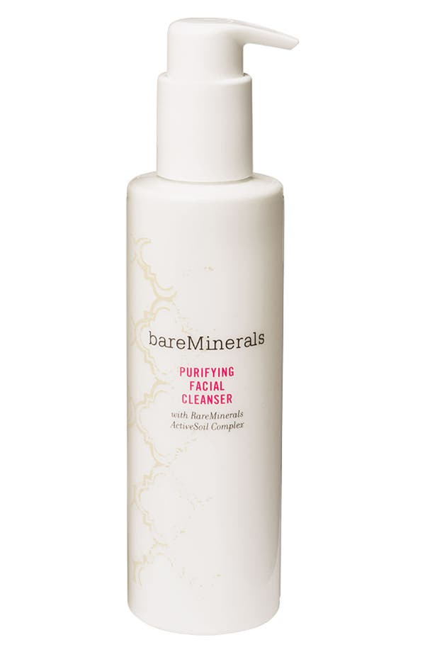 Alternate Image 1 Selected - bareMinerals® Purifying Facial Cleanser