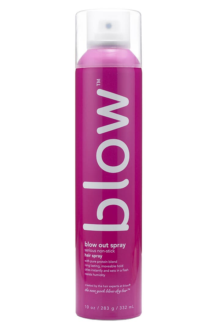 Blowpro 39 blow out 39 serious nonstick hair spray nordstrom - Alternative uses of hairspray ...