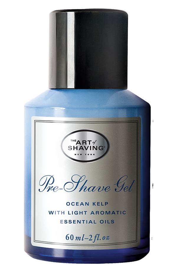 Alternate Image 1 Selected - The Art of Shaving® Ocean Kelp Pre-Shave Gel
