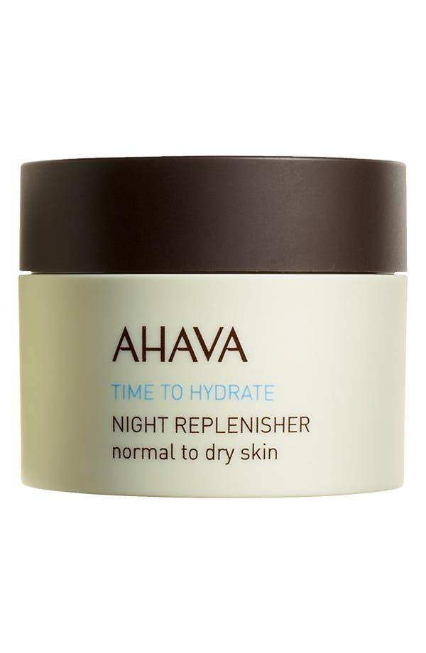 Main Image - AHAVA 'Time to Hydrate' Night Replenisher