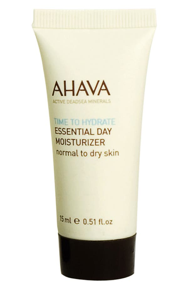 Alternate Image 1 Selected - AHAVA Essential Day Moisturizer (Normal to Dry Skin) (0.51 oz.)