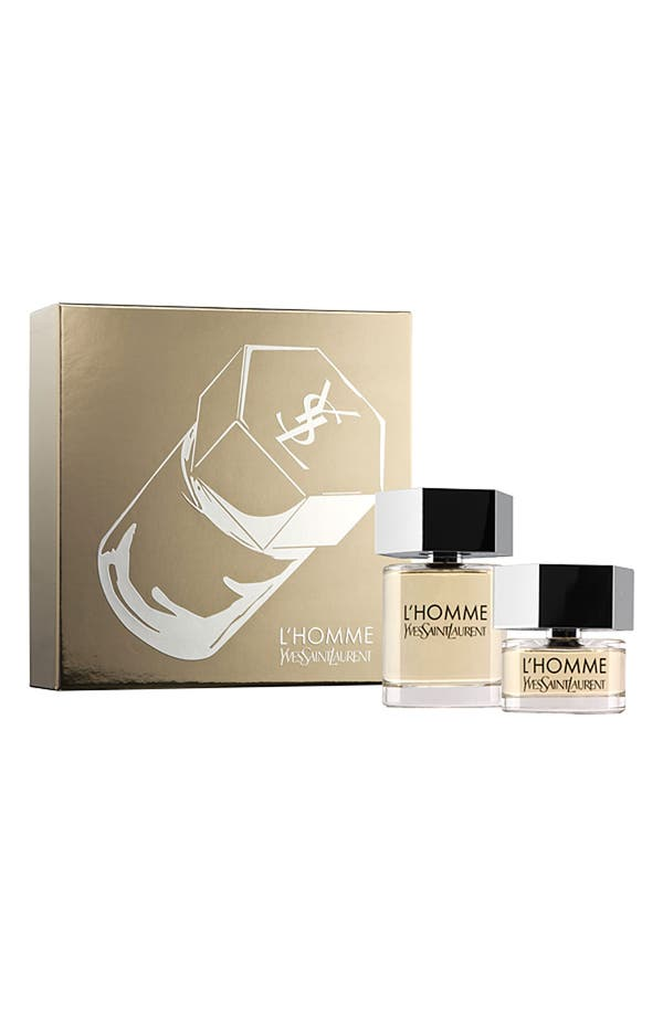 Alternate Image 2  - Yves Saint Laurent 'L'Homme' Gift Set ($120 Value)