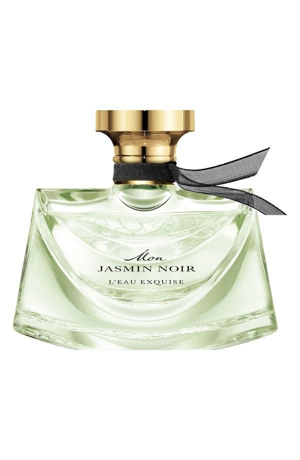 Main Image - BVLGARI 'Mon Jasmin Noir L'Eau Exquise' Eau de Toilette (Limited Edition) (Nordstrom Exclusive)