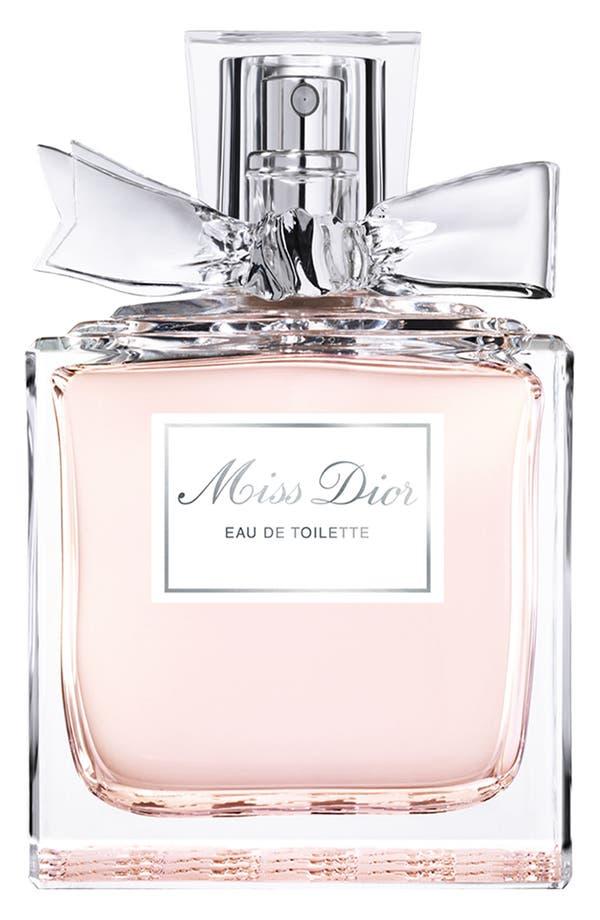 Alternate Image 1 Selected - Dior Miss Dior Eau de Toilette