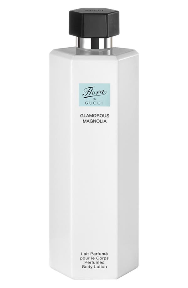 Main Image - Gucci 'Flora by Gucci - Glamorous Magnolia' Body Lotion