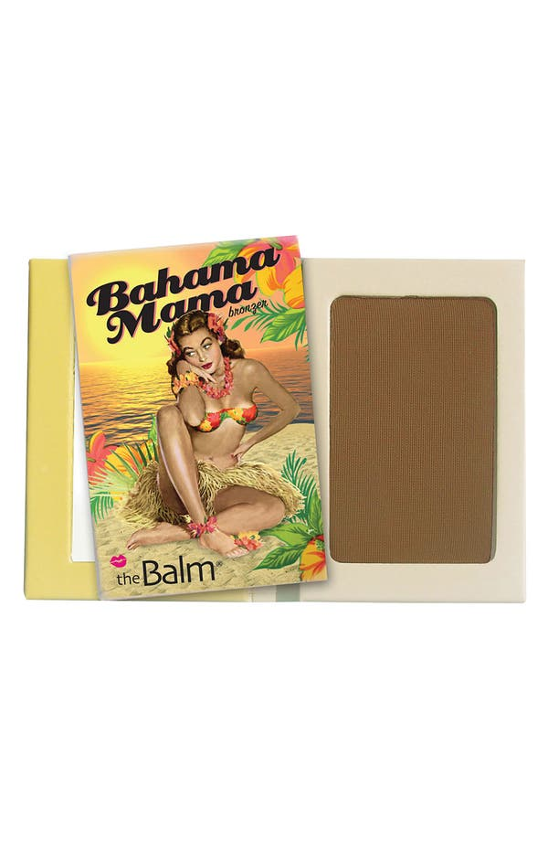 Main Image - theBalm® 'Bahama Mama®' Bronzing Powder
