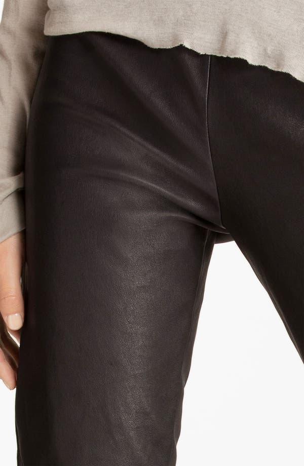 Alternate Image 3  - Rick Owens Leather Leggings