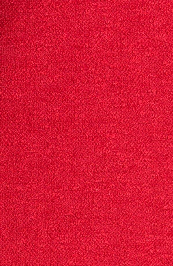 Alternate Image 4  - St. John Collection Frise Knit Pencil Skirt