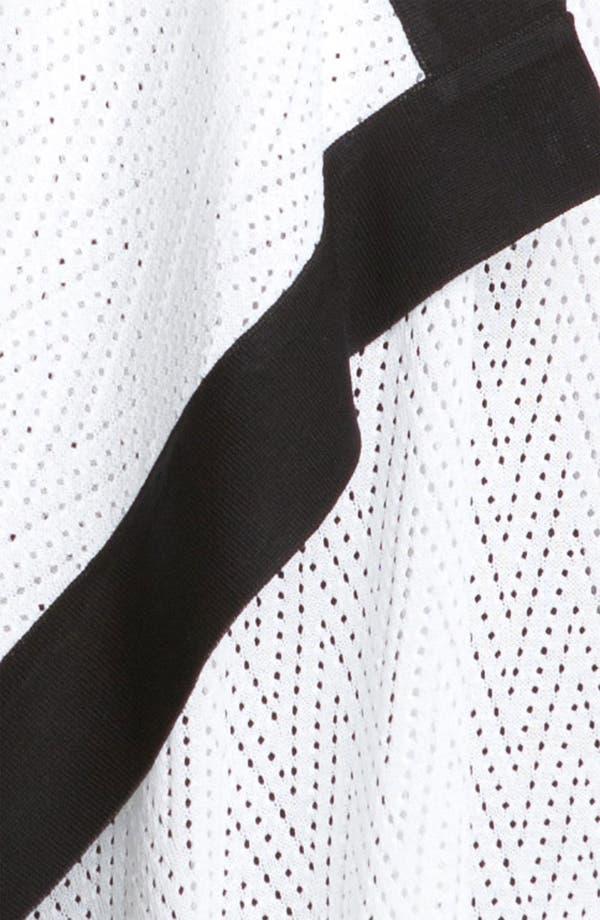 Alternate Image 2  - Exclusively Misook Zigzag Pattern Cardigan (Plus)