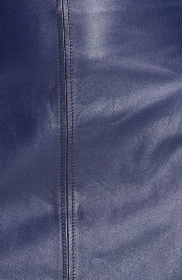 Alternate Image 3  - Weekend Max Mara 'Affine' Leather Skirt
