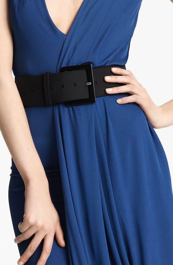 Alternate Image 3  - Donna Karan Collection Draped Jersey Dress