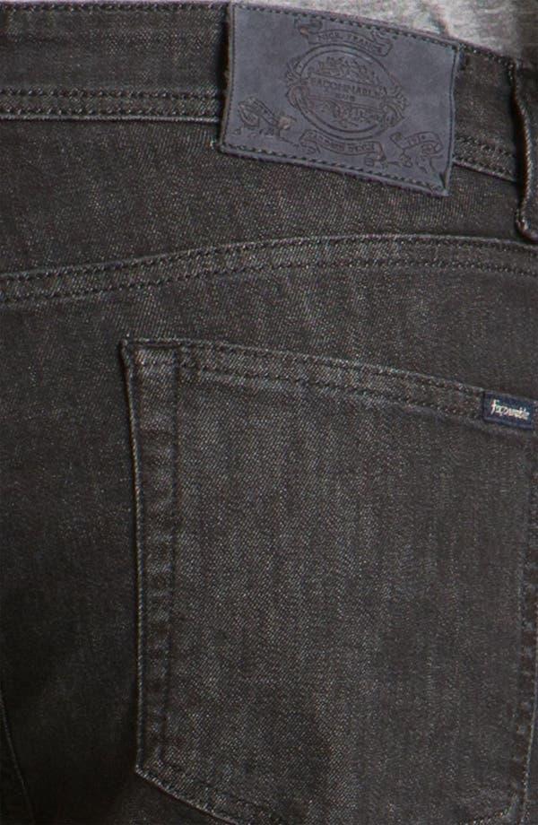 Alternate Image 3  - Façonnable Straight Leg Jeans
