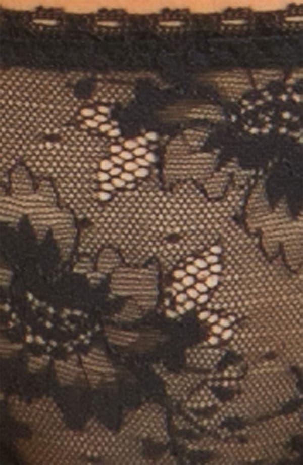 Alternate Image 3  - Stella McCartney Sheer Lace Bikini