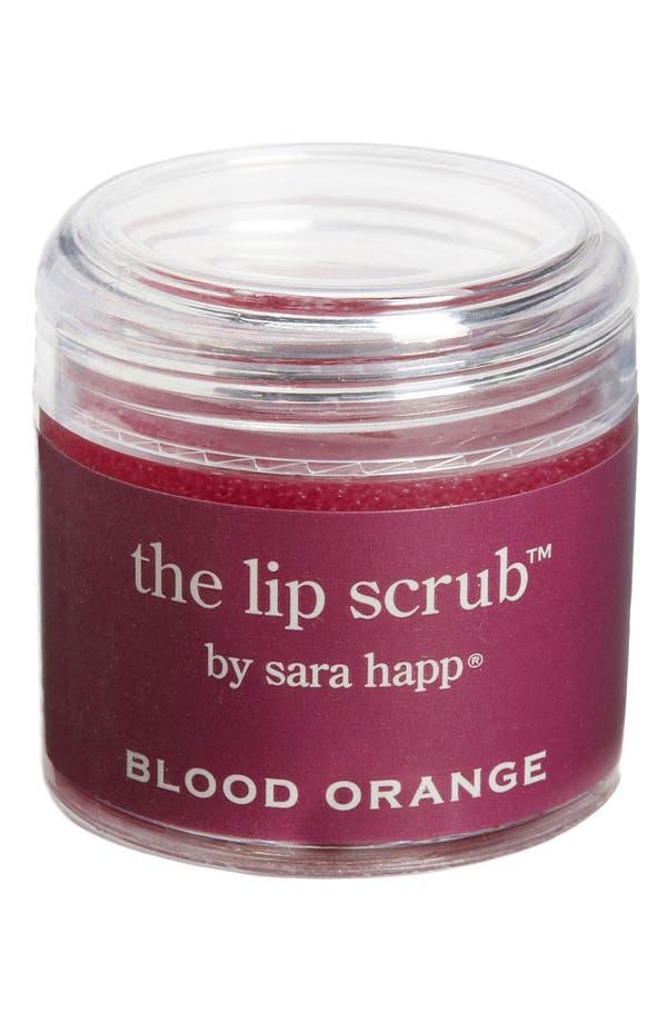 Main Image - sara happ® 'The Lip Scrub™ - Blood Orange' Lip Exfoliator