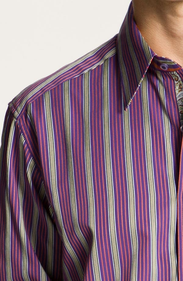 Alternate Image 4  - Robert Graham 'Conqueror' Sport Shirt