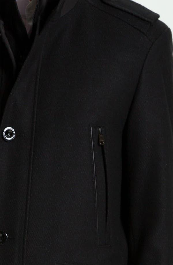 Alternate Image 3  - BOSS Black 'Cossum' Coat