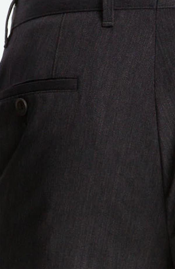 Alternate Image 3  - BOSS Black 'Winng' Extra Slim Wool Trousers