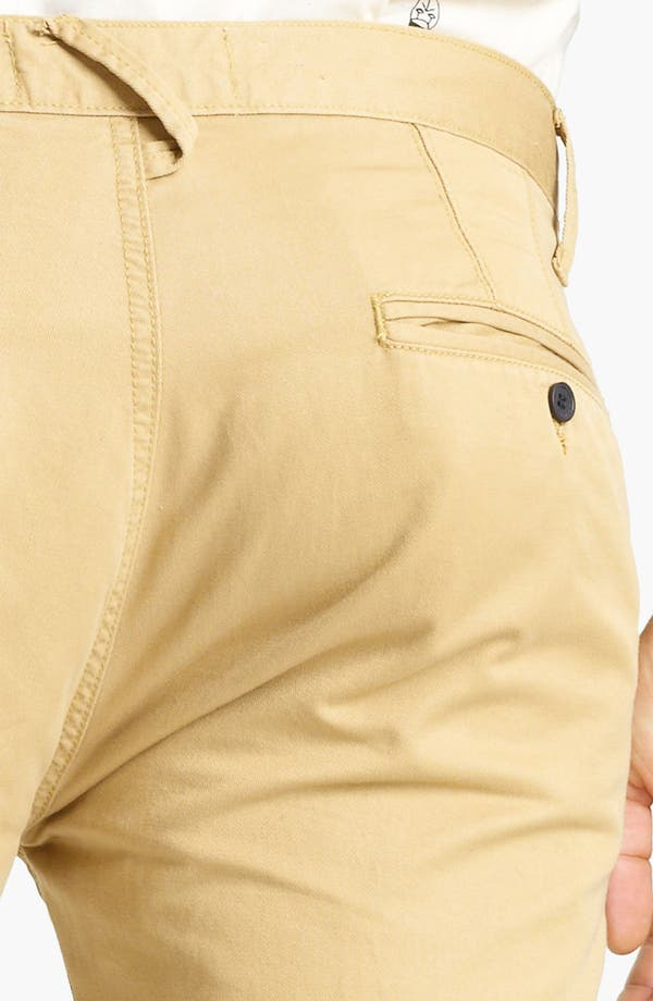 Alternate Image 3  - Topman 'Davies' Skinny Chinos