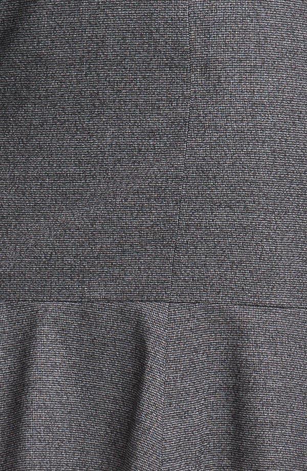 Alternate Image 3  - Sejour Herringbone Suit Skirt (Plus)