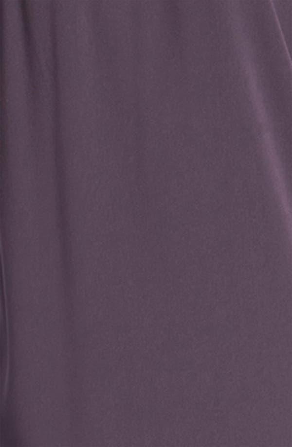 Alternate Image 3  - St. John Collection V-Back Luxe Crepe Dress