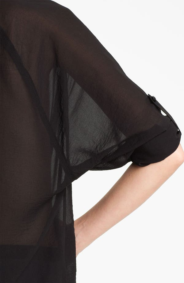 Alternate Image 3  - Helmut Lang 'Lyra' Twist Front Blouse