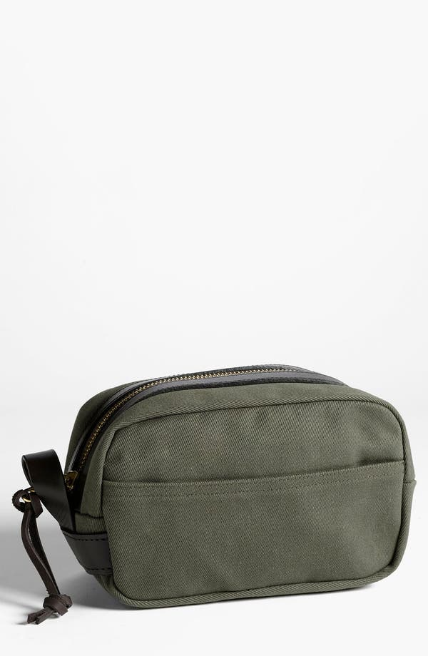Travel Kit,                         Main,                         color, Otter Green