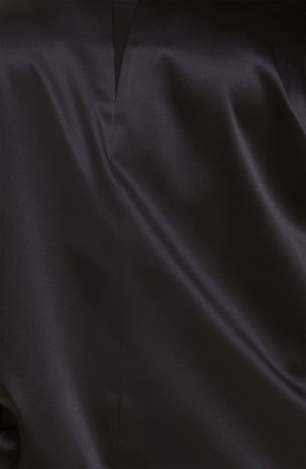 Alternate Image 3  - Tahari Woman 'Selena' Roll Sleeve Blouse (Plus)