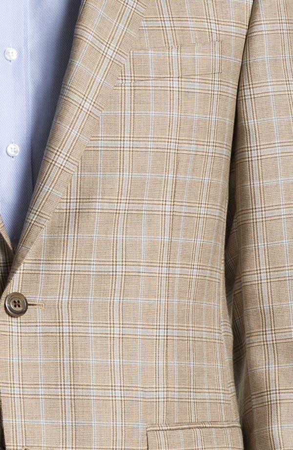 Alternate Image 3  - Samuelsohn Cashmere & Silk Sportcoat
