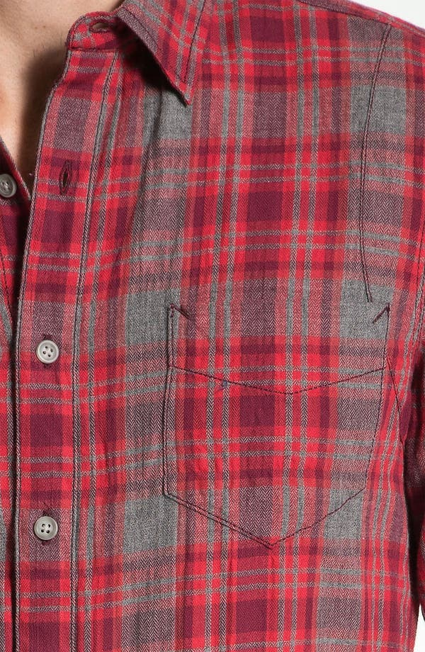 Alternate Image 3  - life/after/denim 'Spadar' Plaid Woven Shirt
