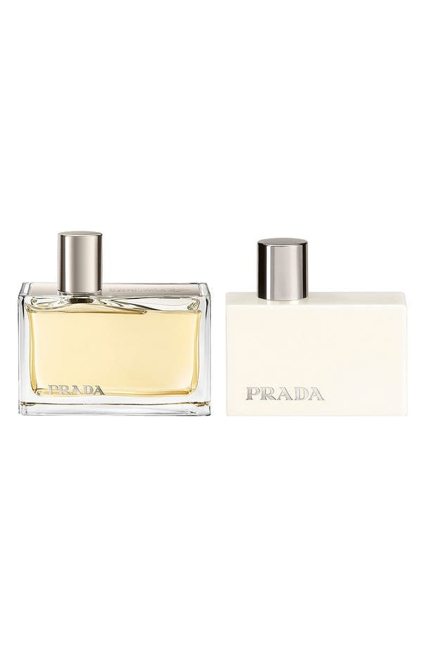 Alternate Image 2  - Prada 'Amber' Fragrance Set ($130 Value)