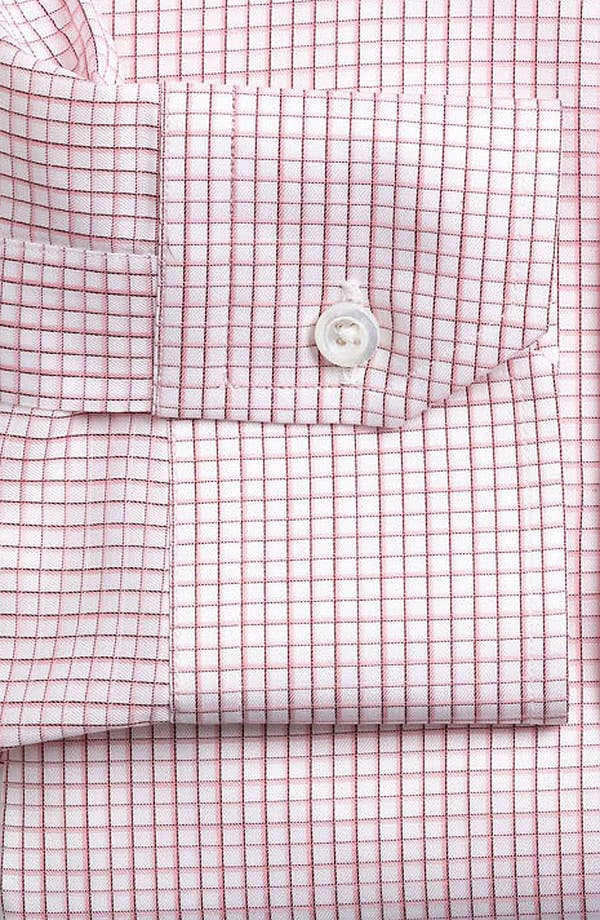 Alternate Image 2  - Robert Talbott Classic Fit Dress Shirt