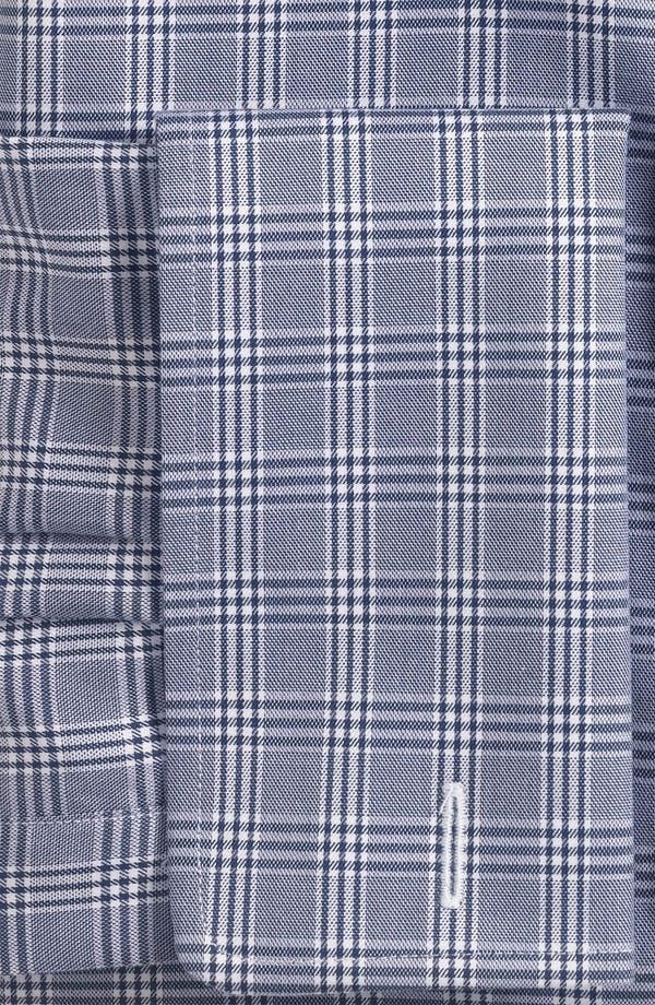 Alternate Image 2  - David Donahue Regular Fit Dress Shirt