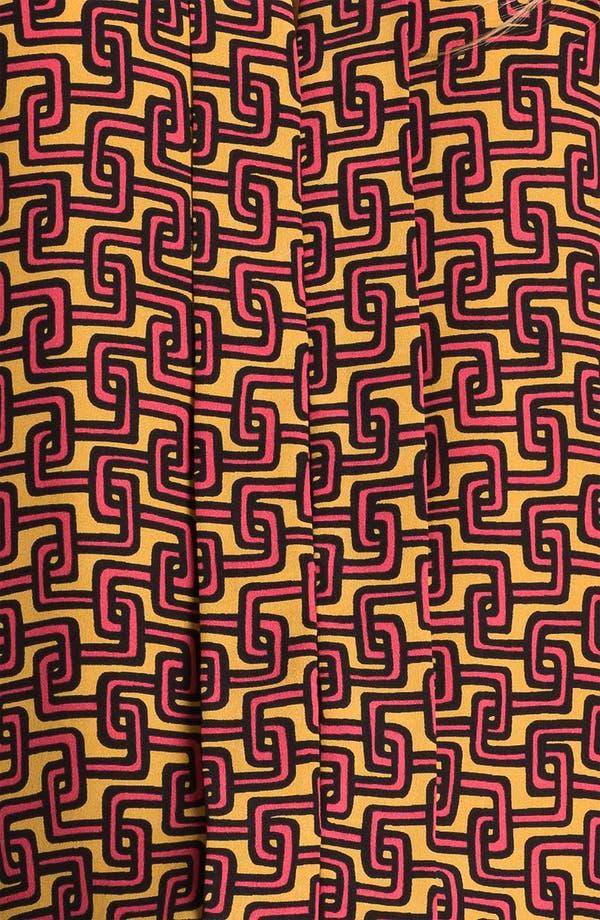 Alternate Image 3  - Éclair Print Chiffon Blouse