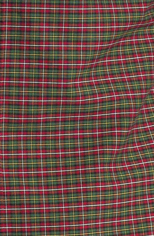 Alternate Image 3  - Polo Ralph Lauren Custom Fit Plaid Sport Shirt