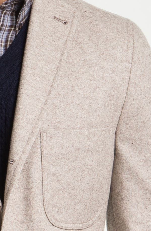 Alternate Image 3  - Kroon 'Mayer' Wool & Cashmere Blend Knit Sportcoat