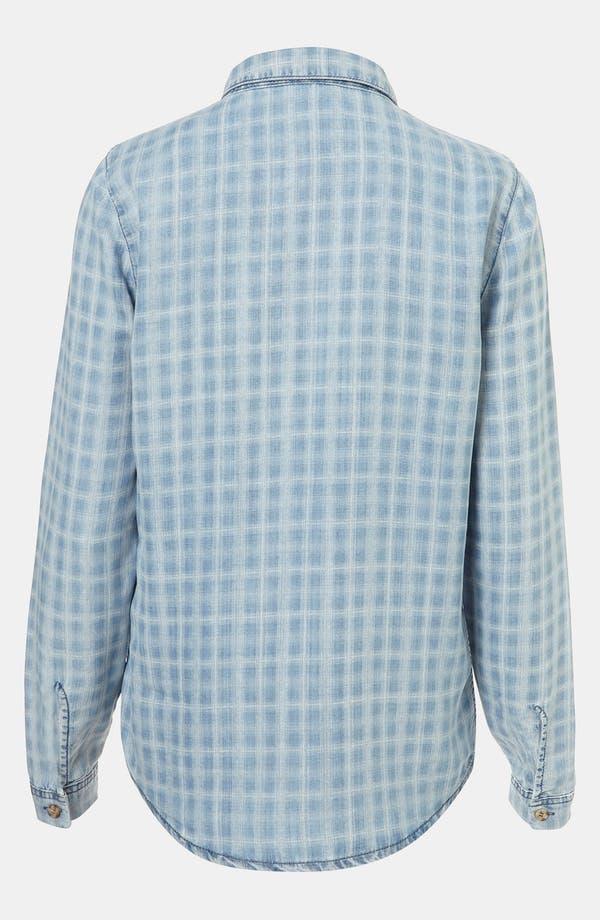Alternate Image 2  - Topshop 'Penn Check' Shirt