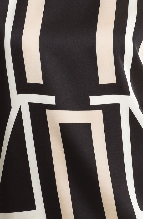 Alternate Image 2  - Vince Camuto Geometric Blouse