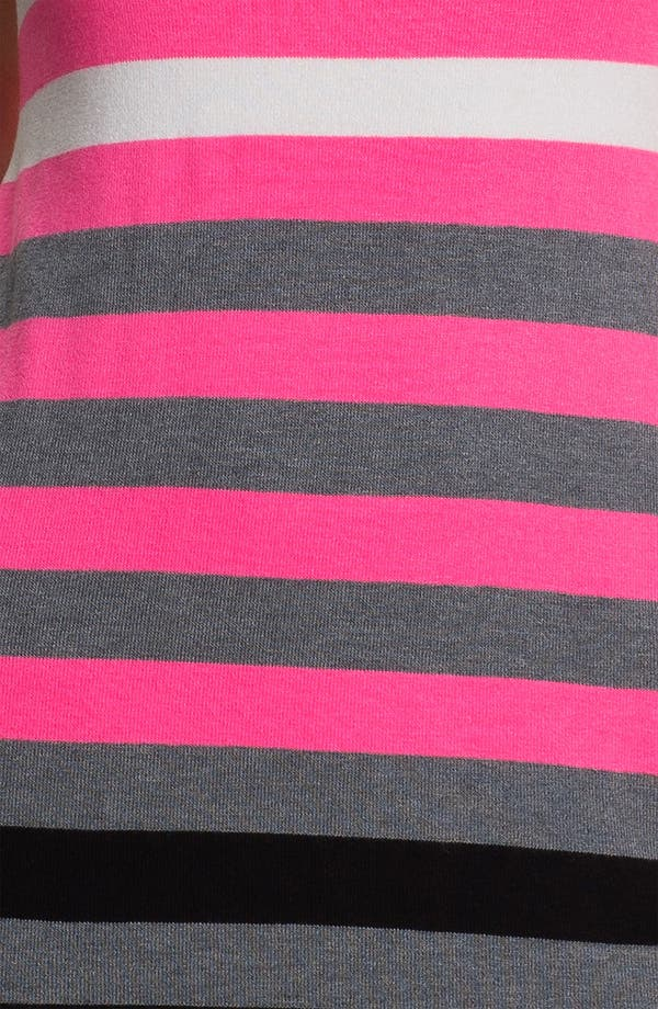 Alternate Image 3  - Milly Multi Stripe Shift Dress