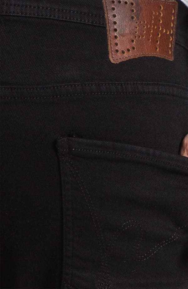 Alternate Image 4  - Citizens of Humanity 'Adonis' Comfort Slim Fit Jeans (Brandon Black)